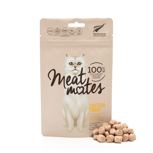 Meat Mates Meow Chicken Treats 50g