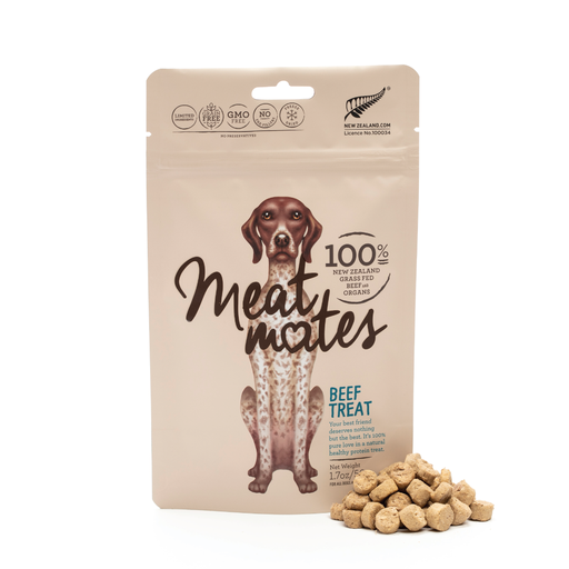 Meat Mates Beef Treats 50g