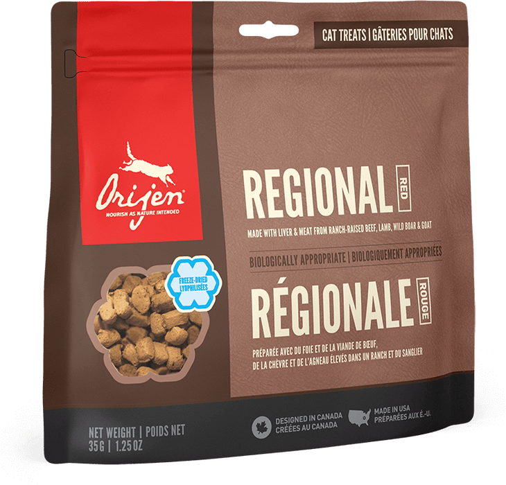 Orijen Cat Treat Regional Red 35g