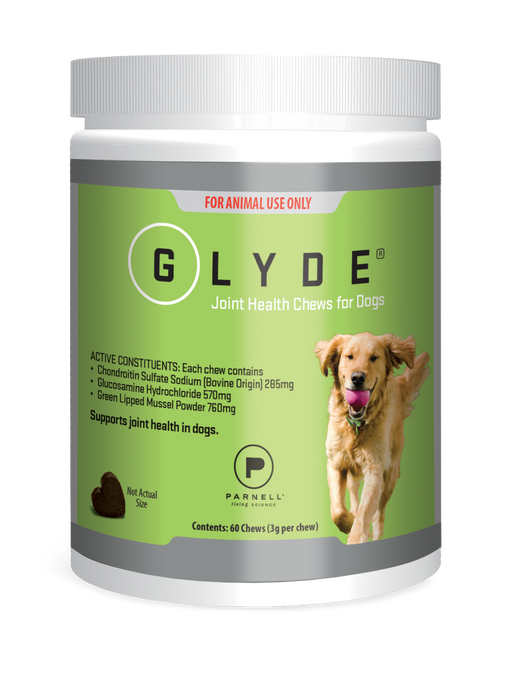 Glyde Joint Health Chews 60 Pack