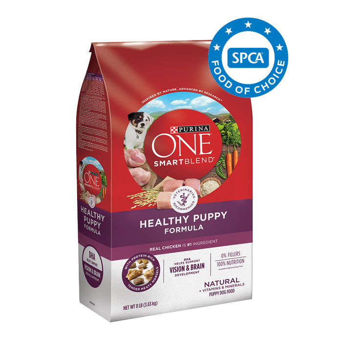PURINA ONE SMARTBLEND Healthy Puppy Formula Dog Food 3.63kg