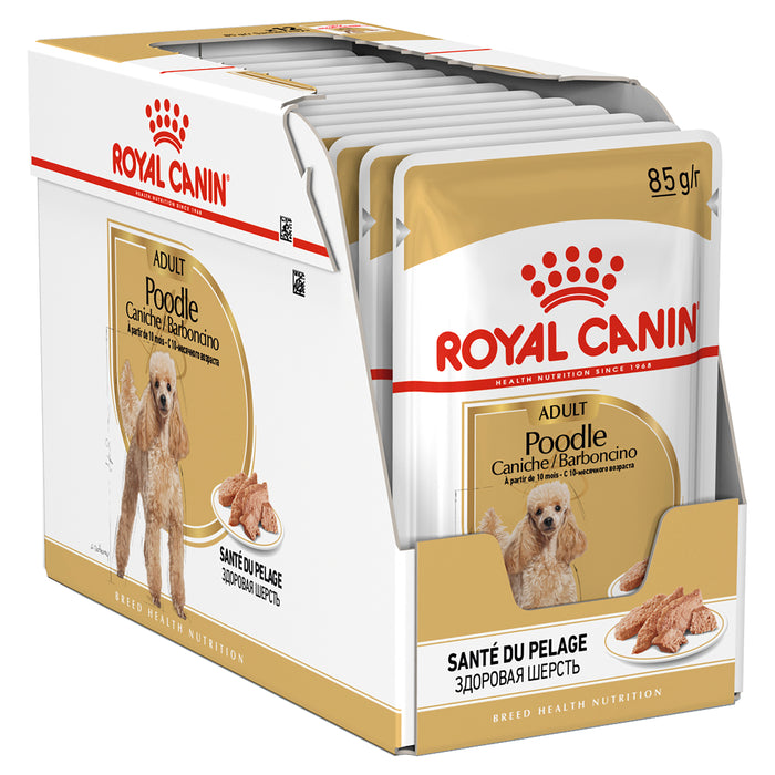 Royal Canin Poodle pouches 12 x 85g