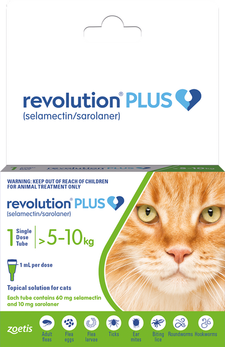 Revolution Plus - Single Packs