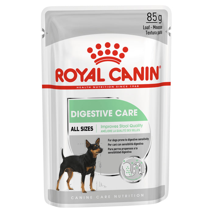 Royal Canin Digestive Care Loaf pouches 12 x 85g