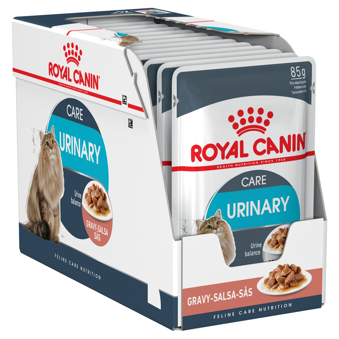 Royal Canin Urinary Care Gravy pouches 12 x 85g