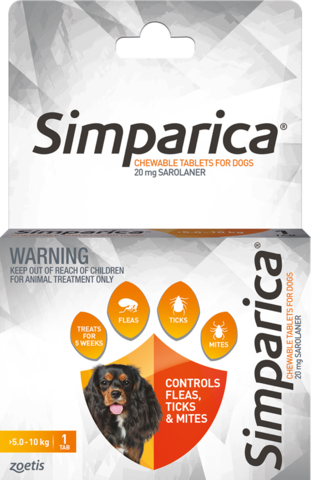 Simparica - Single Packs