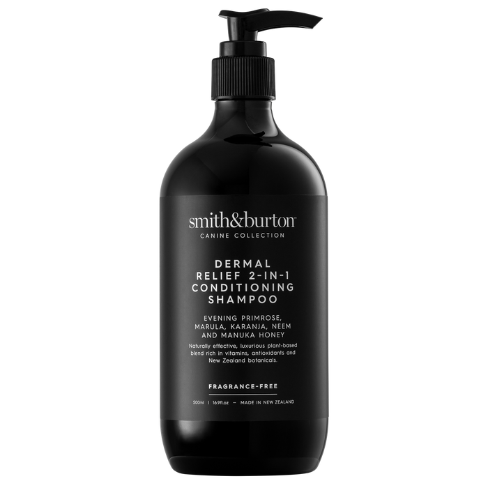 smith & burton Dermal Relief 2-in-1 Conditioning Shampoo - 500ml