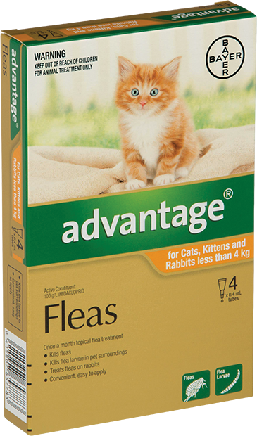 Advantage® for Cats