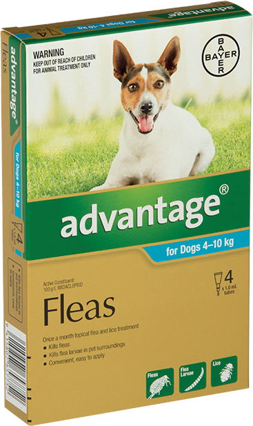 Advantage® for Dogs