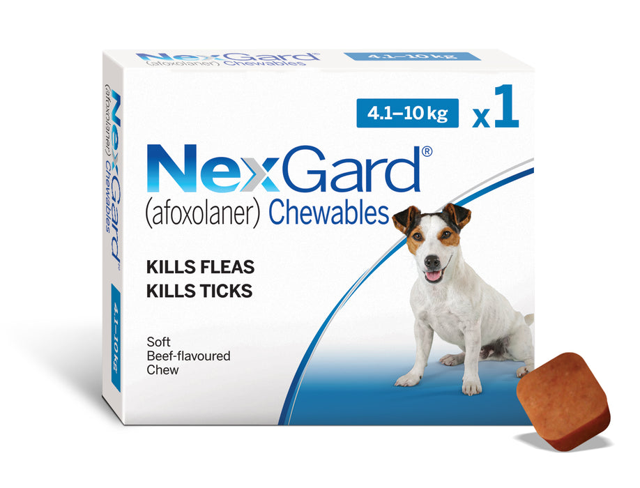 NexGard Chewables - Single Packs