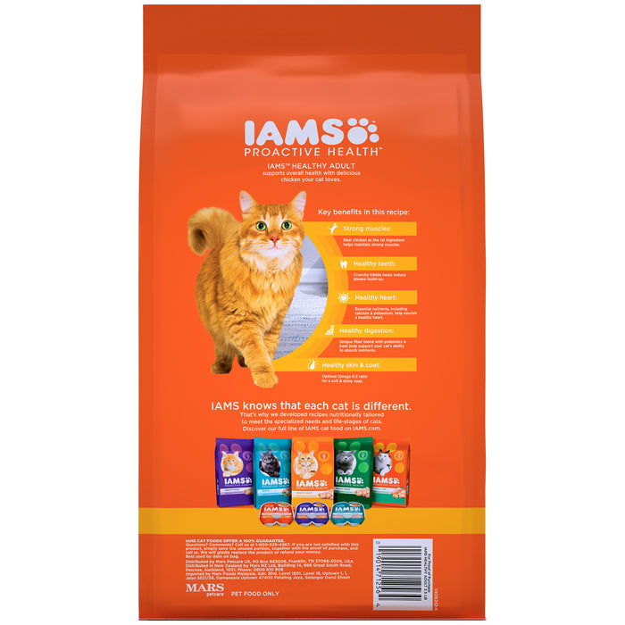 IAMS Proactive Health Adult Cat Chicken