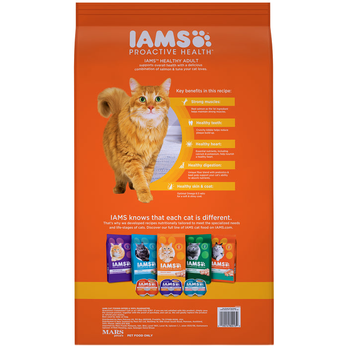 IAMS Proactive Health Adult Cat Salmon & Tuna
