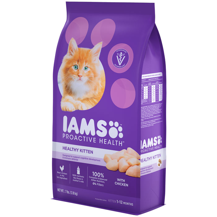 IAMS Proactive Health Kitten Chicken 3.18kg