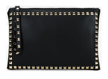 """Digits"" Large Envelope Clutch"