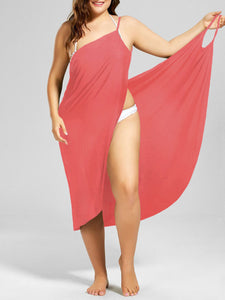 Wrap Beach Dress