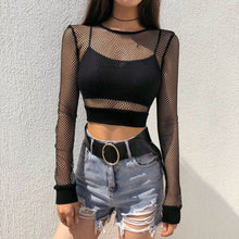 Fishnet Crop