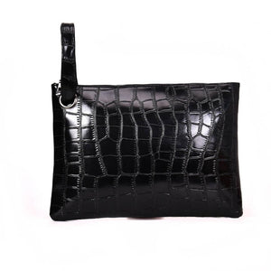 """Gator"" Large Wristlet Clutch"
