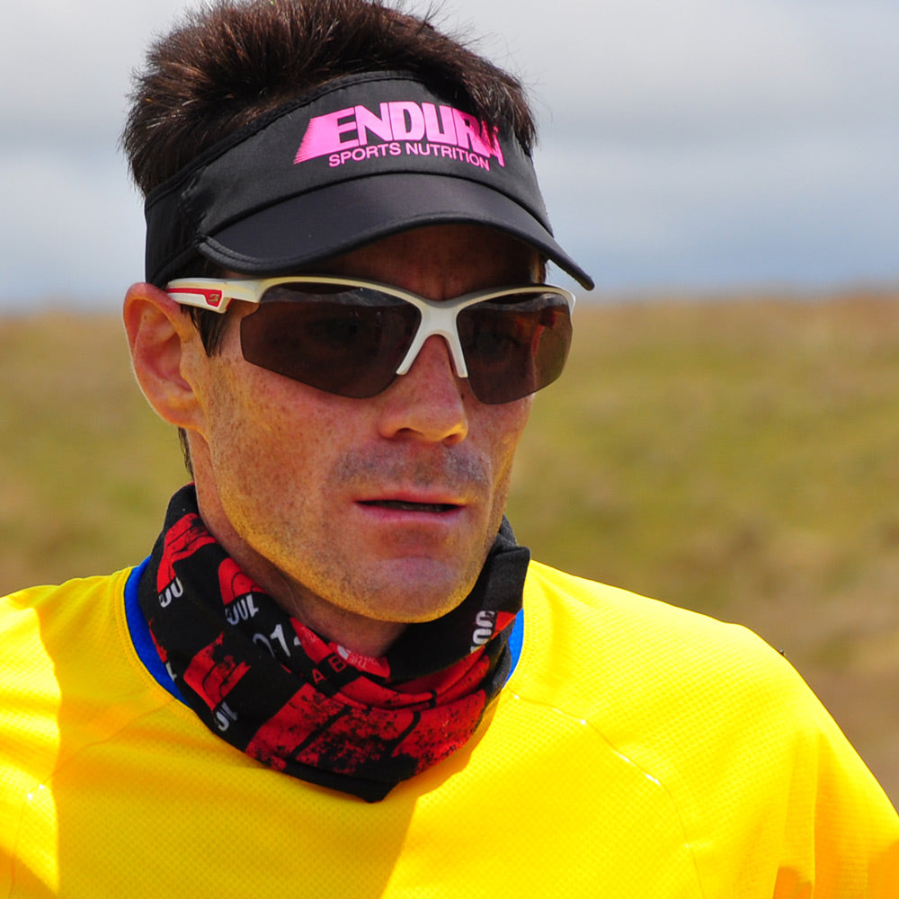 Julbo: A necessity in Andrew Tuckey's running kit