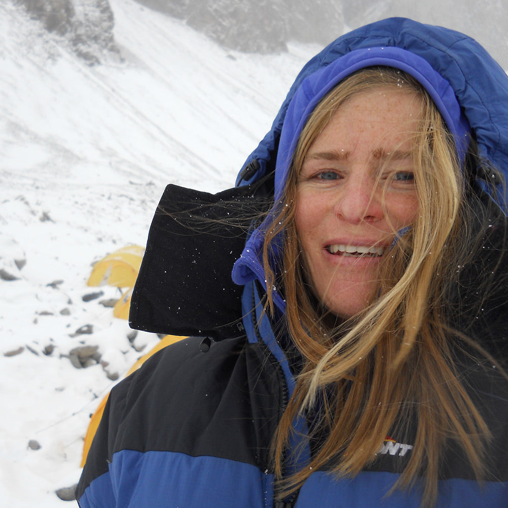 Allie Pepper, Australian Mountaineer & Mont Ambassador Presents Her Story