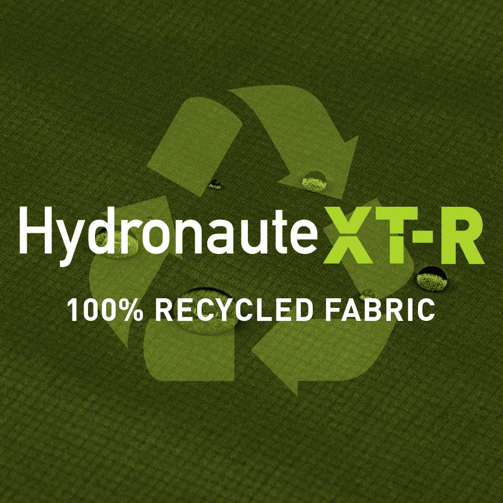 Hydronaute XT-R: 100% Recycled Fabric