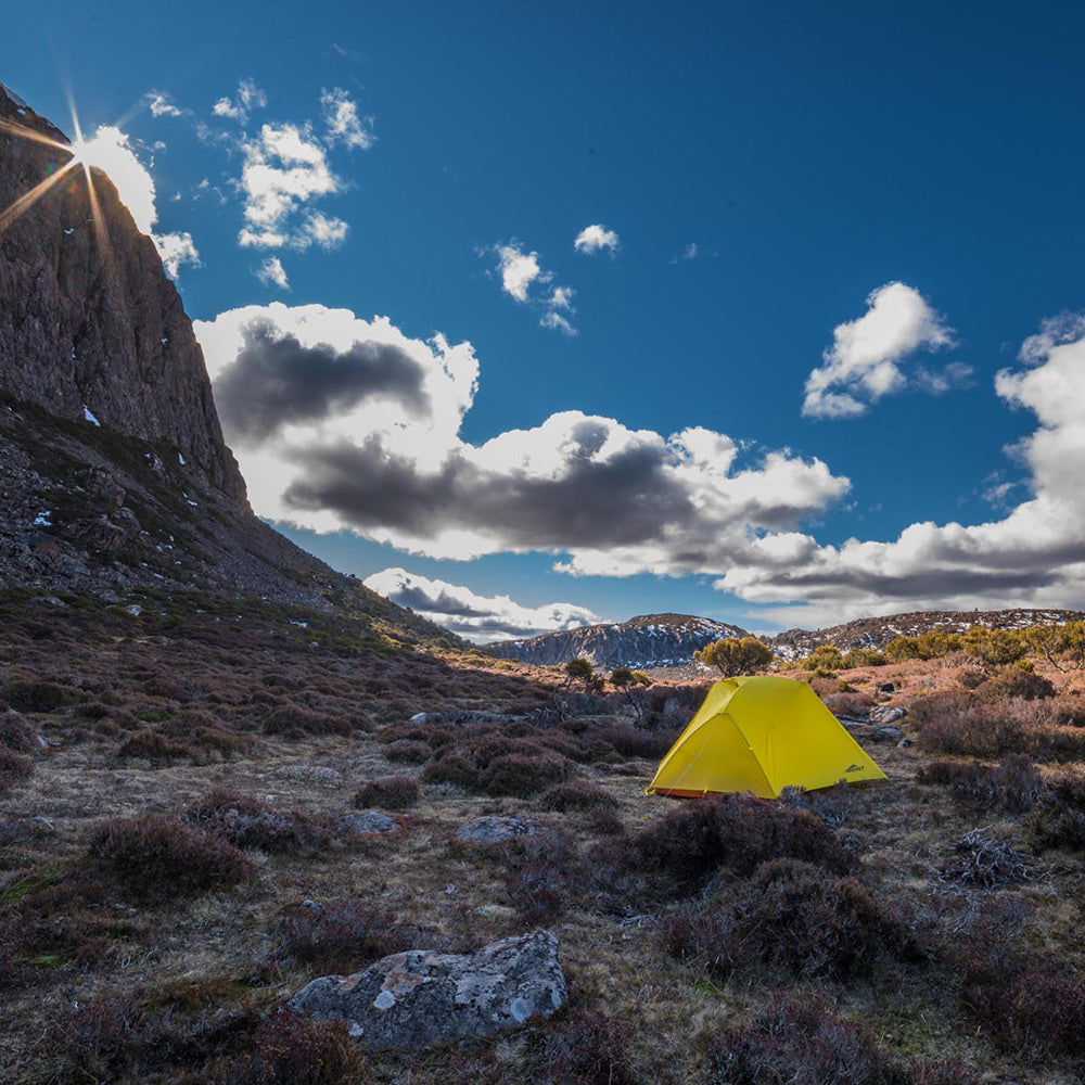 Review: The New Moondance 2FN Tent by Geoff Murray