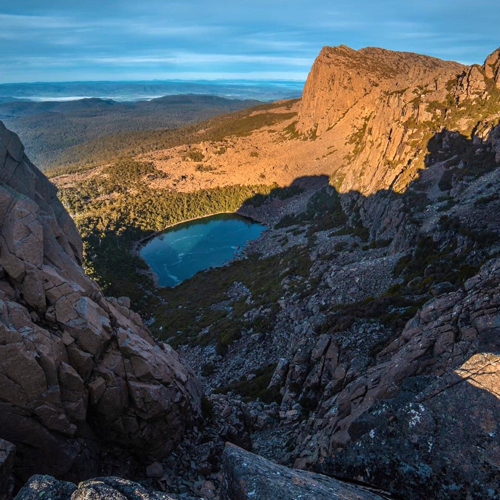 Ben Lommong Massif, Tasmania. By Geoff Murray