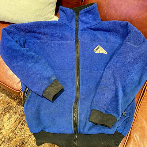 A Mont fleece jacket purchased in 1984