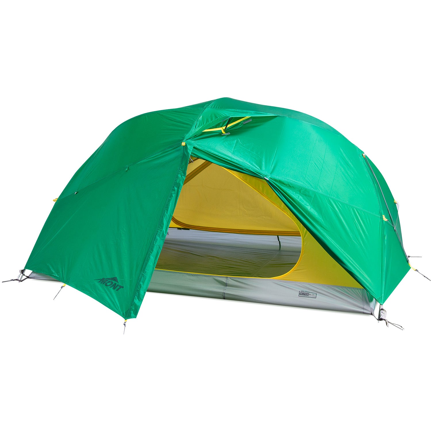 2021 Mont Dragonfly 4 season 2 person tent