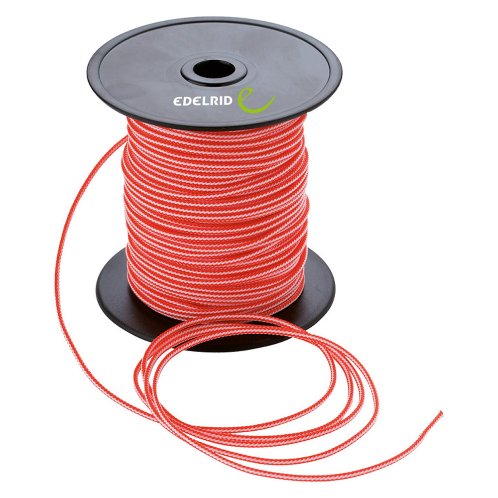 Edelrid Throw Line 2.2mm 60m Red-Snow