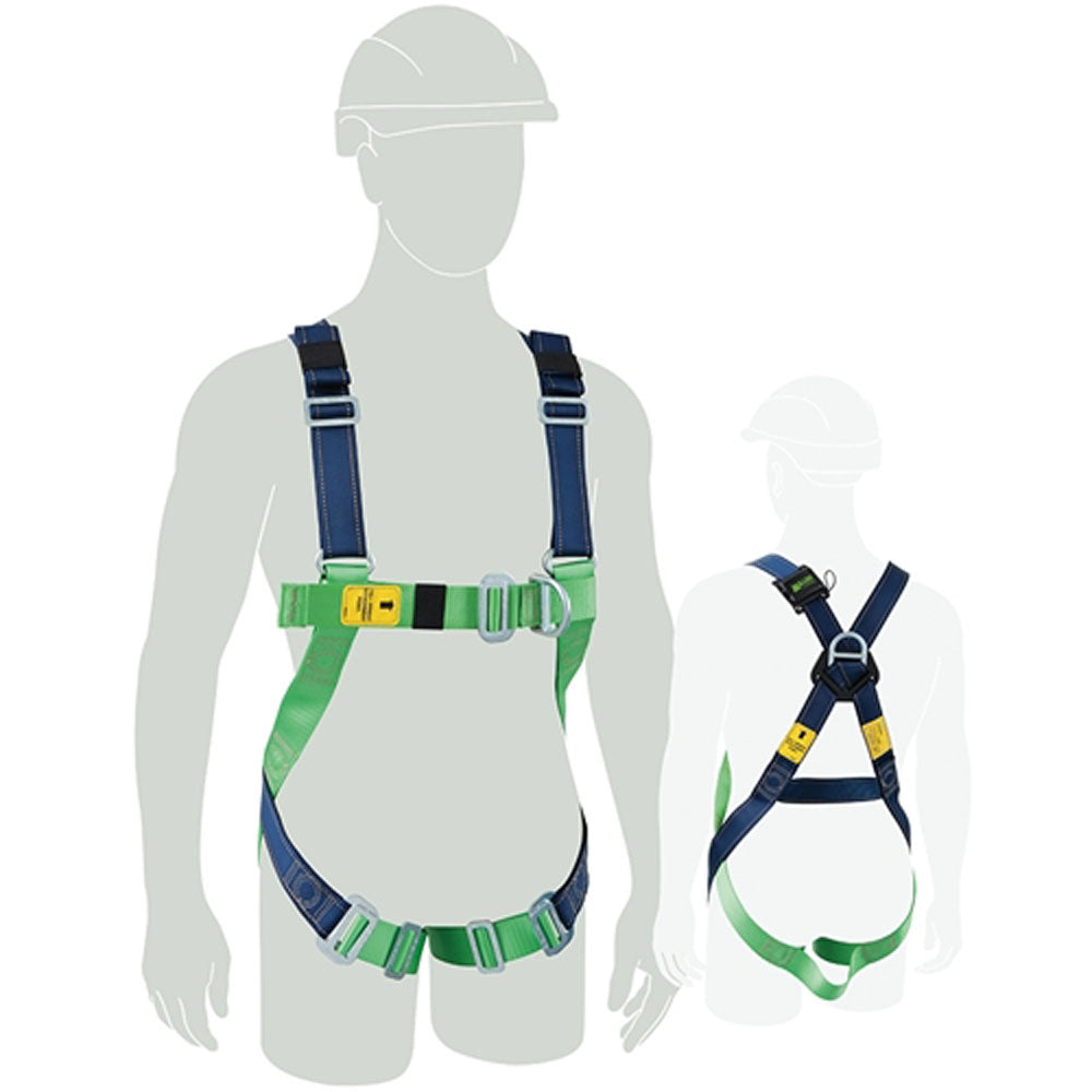 Miller Polyester Construction Harness