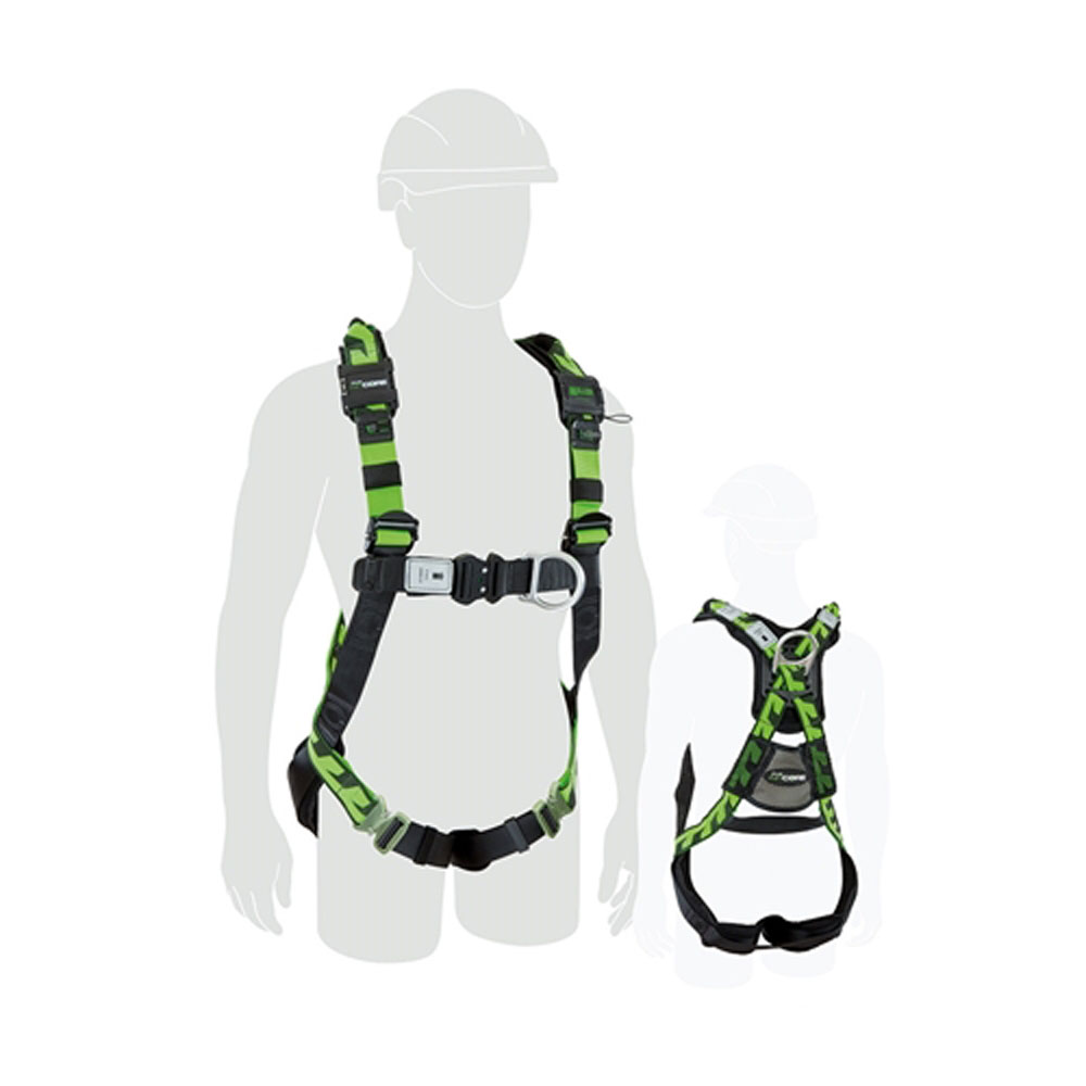 Miller Aircore Construction Harness Medium/Large
