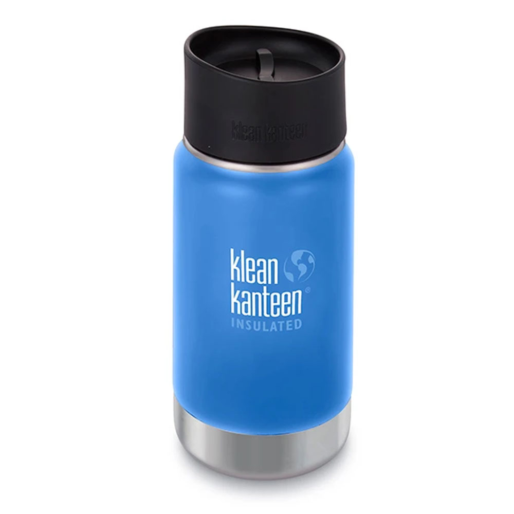 Klean Kanteen 12oz Wide Insulated Cafe Cap