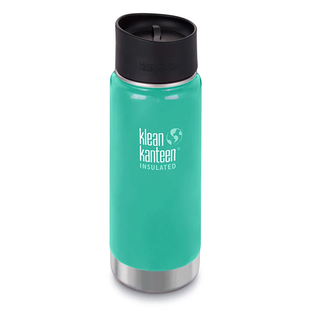 Klean Kanteen 16oz Wide Insulated Cafe Cap