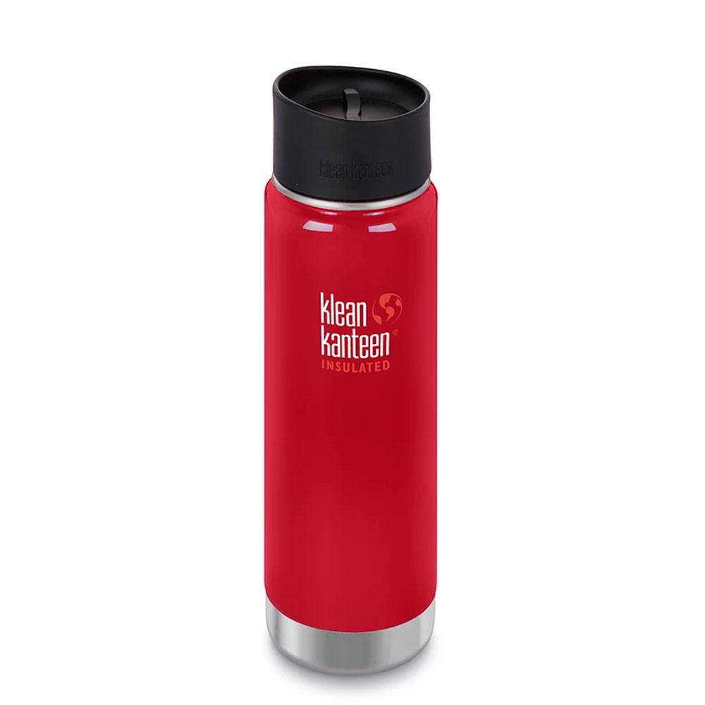 Klean Kanteen 20oz Wide Insulated Cafe Cap