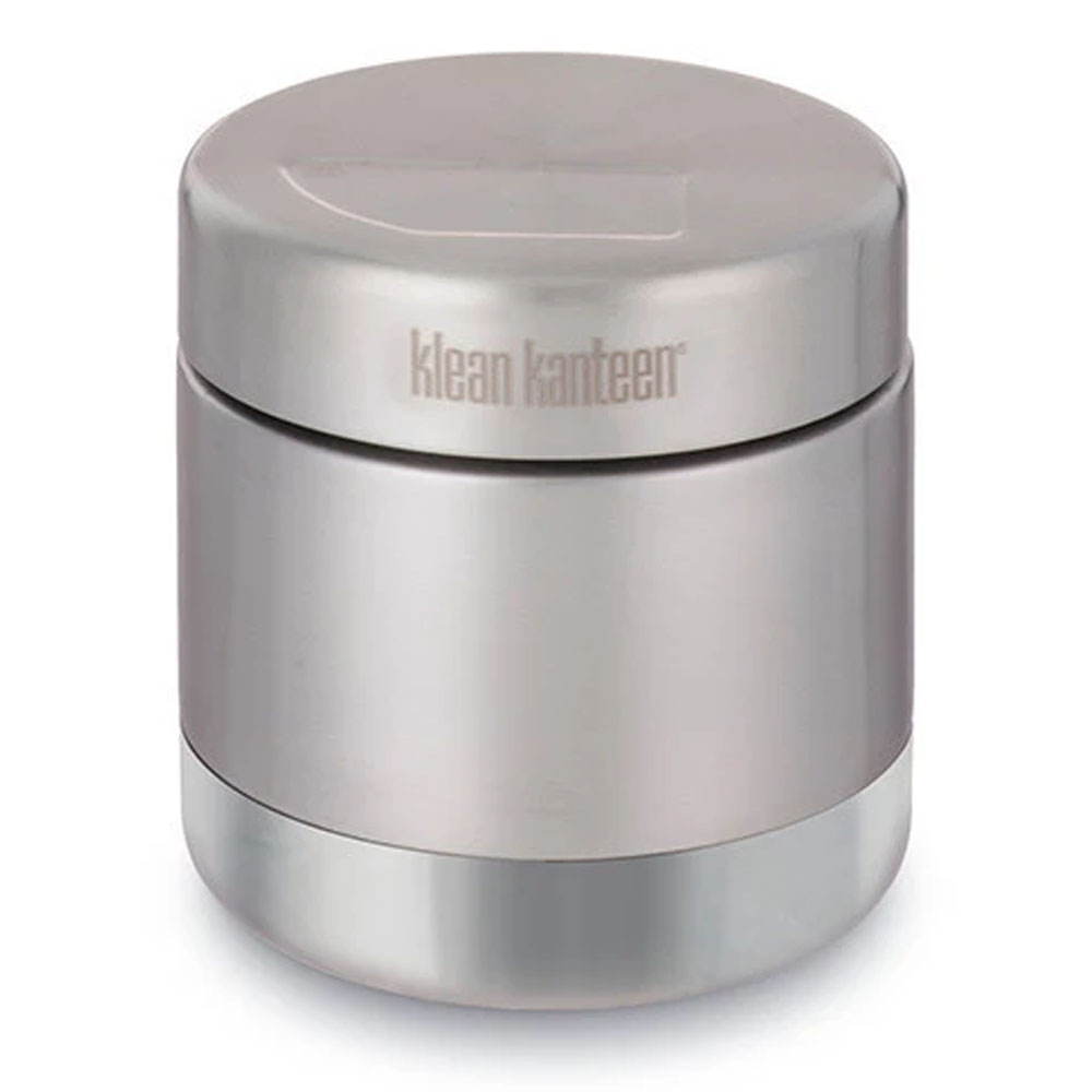 Klean Kanteen 8oz Insulated Food Canister Stainless