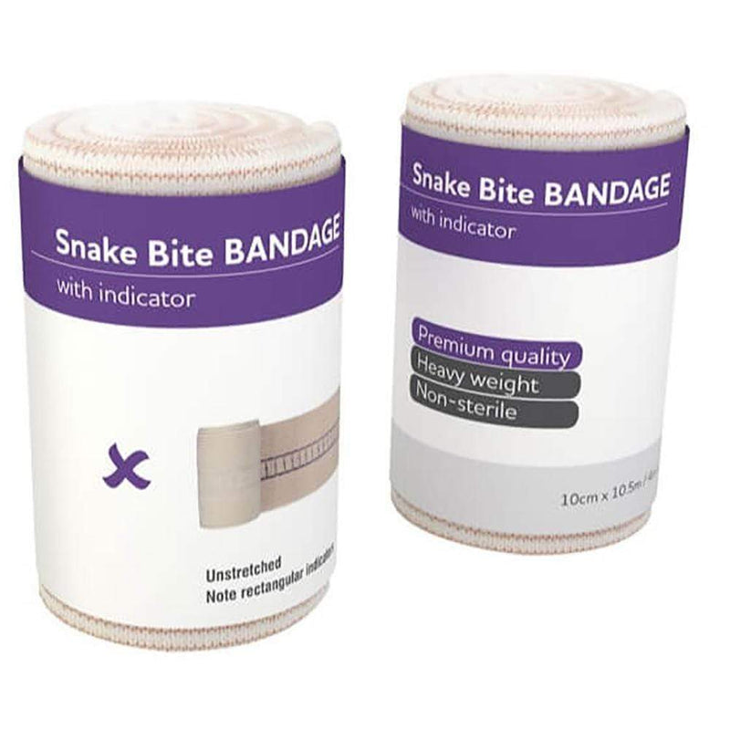 Aeroform Snake Bite Bandage with Indicator