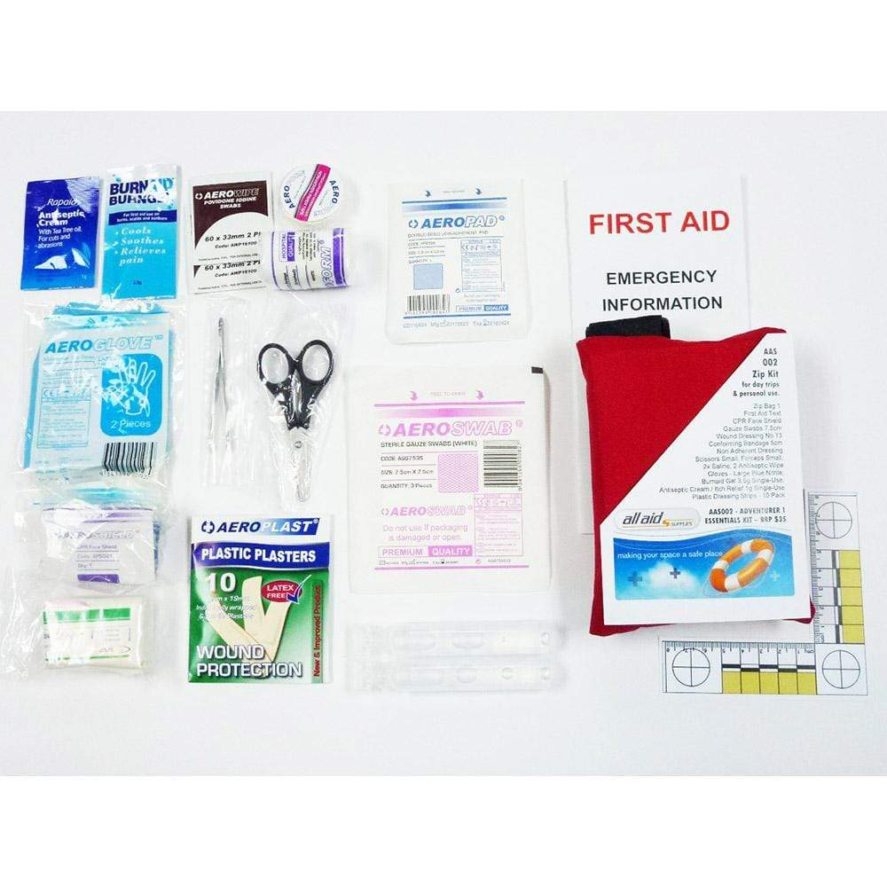All Aid Other Gear All Aid Adventurer 1 First Aid Kit AAS002