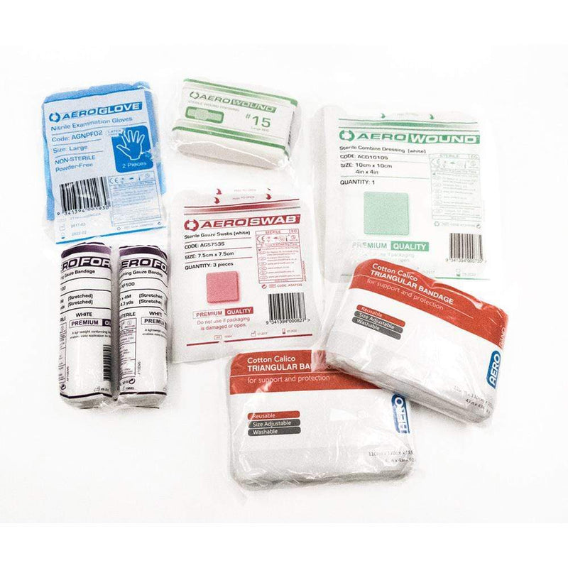 All Aid Other Gear All Aid Bleeding Module First Aid Kit AASC04
