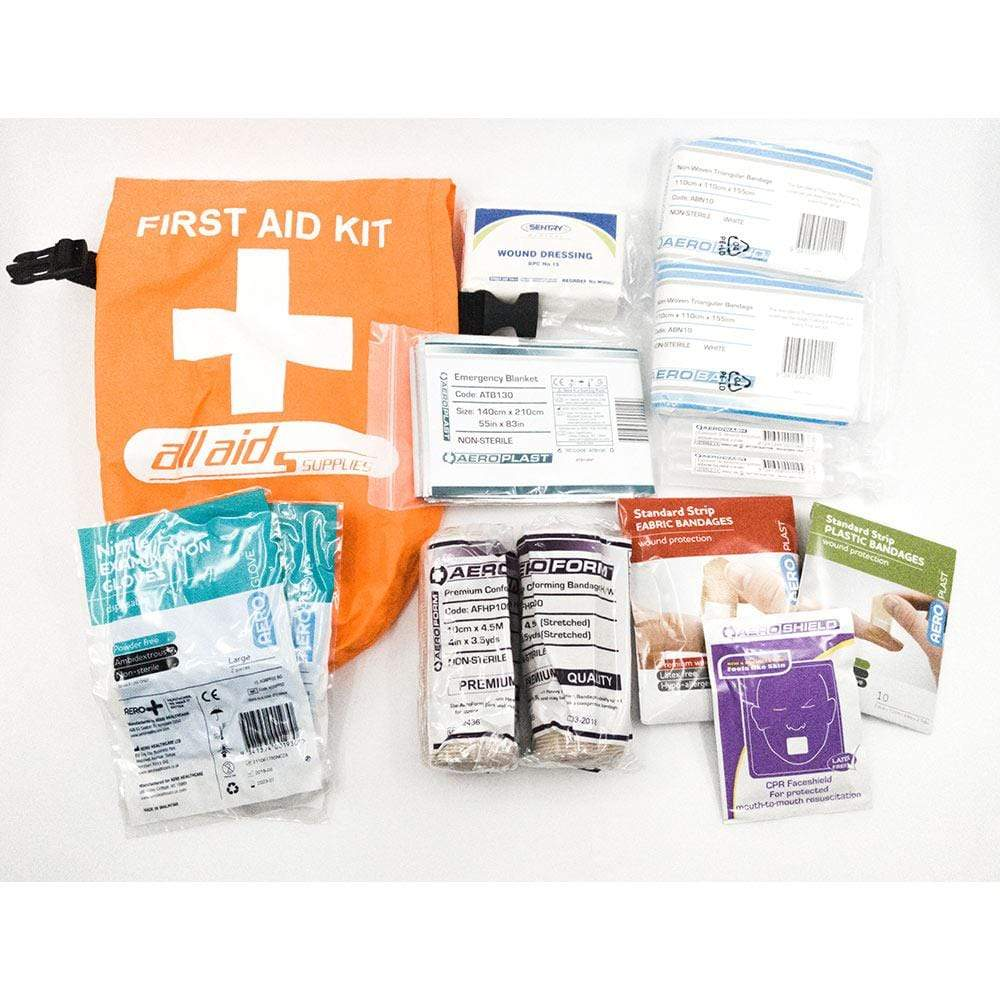 All Aid Other Gear All Aid First Responder Kit AAS012