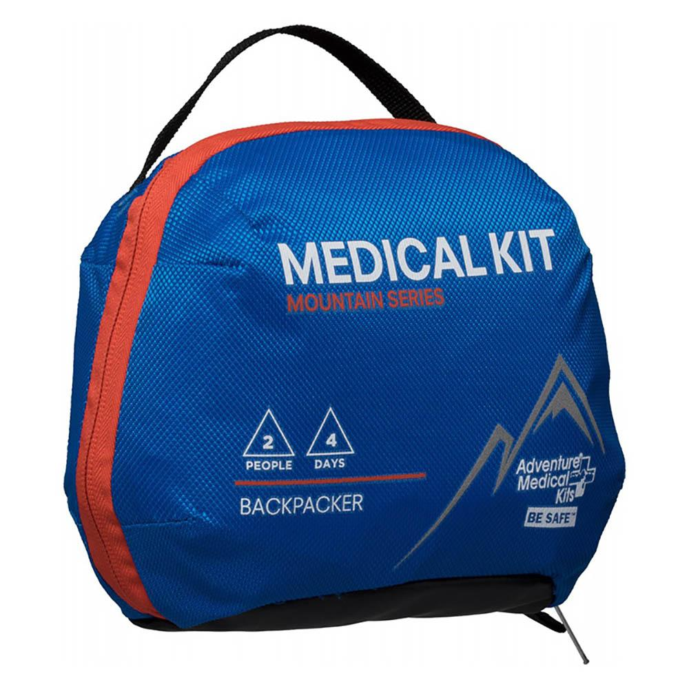 AMK Other Gear AMK INTL Mountain Series Backpacker First Aid Kit 2075-5003
