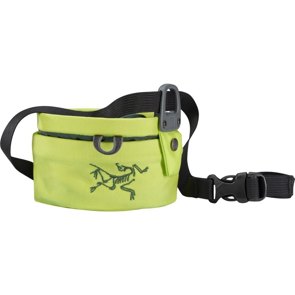 Arcteryx Other Gear Arcteryx Aperture Chalk Bag SM / Titanite/Pegasus 070362