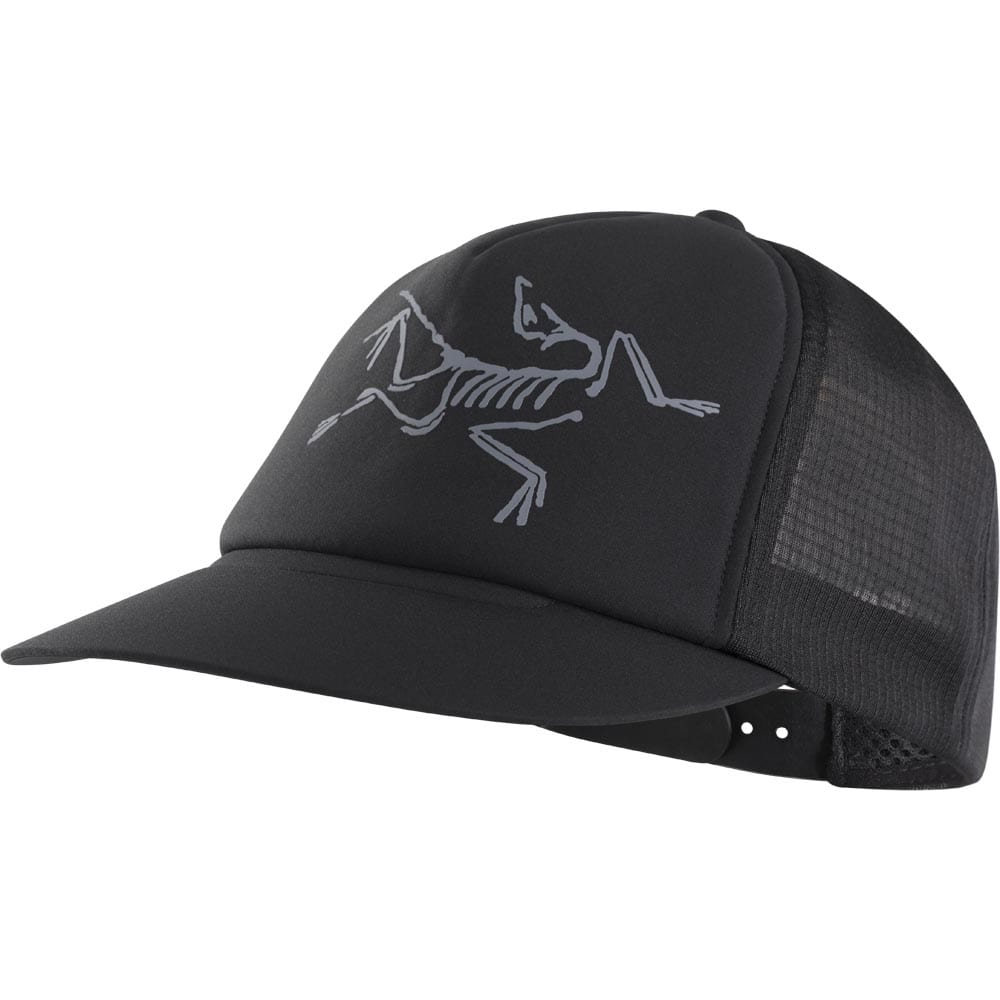 Arcteryx Other Gear Arcteryx Bird Trucker Hat Black 071764