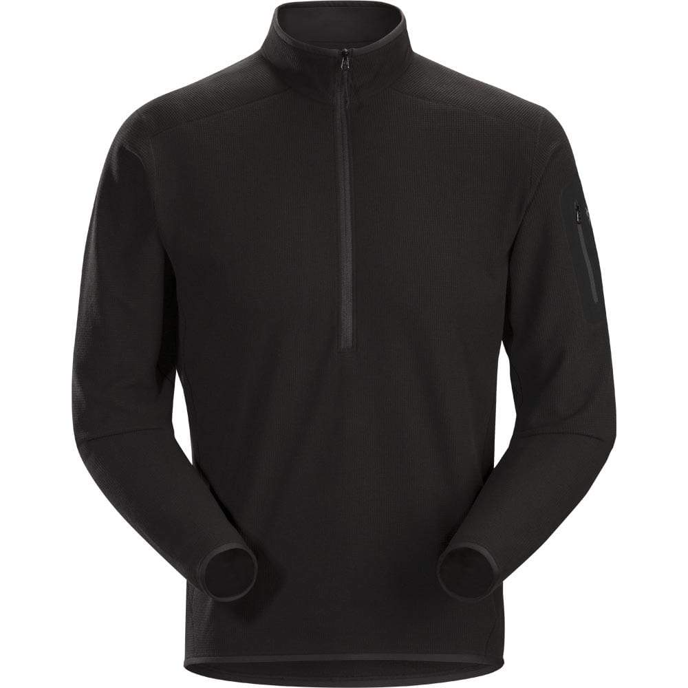 Arcteryx Other Gear Arcteryx Delta LT Zip Neck Men XL / Black 071677-XL