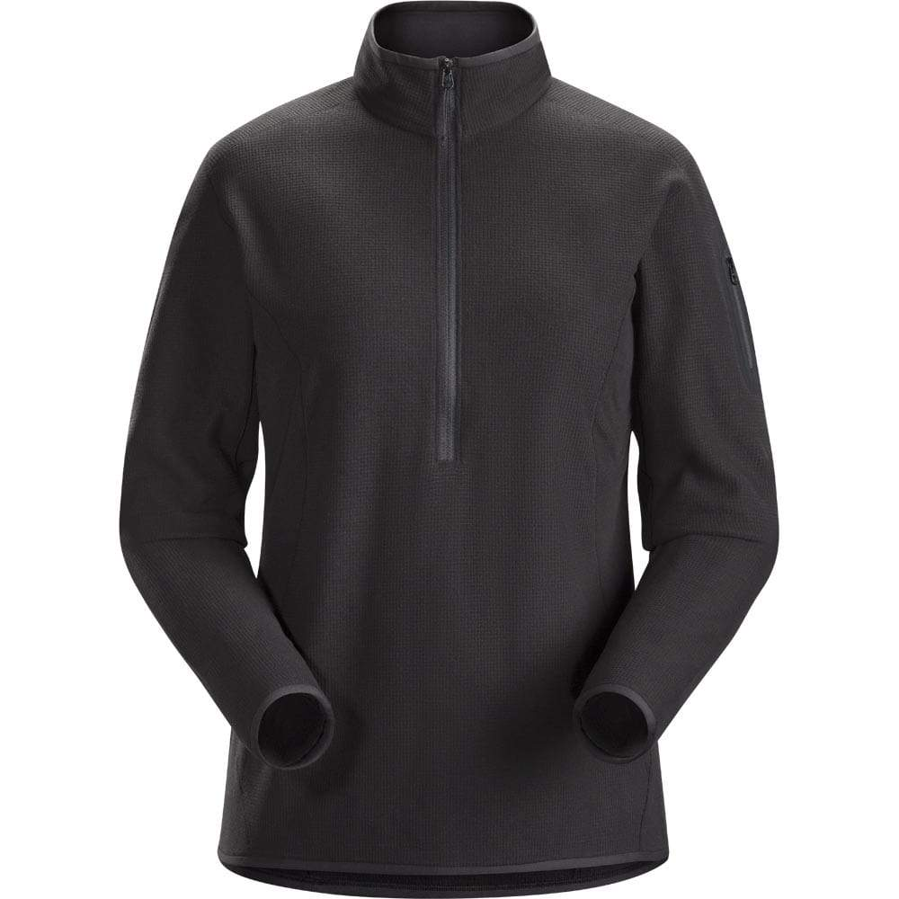 Arcteryx Other Gear Arcteryx Delta LT Zip Neck Women XL / Black 071679-XL