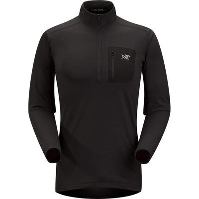 Arcteryx Other Gear Arcteryx Rho LT Zip Neck Men LG / Black 063969-L