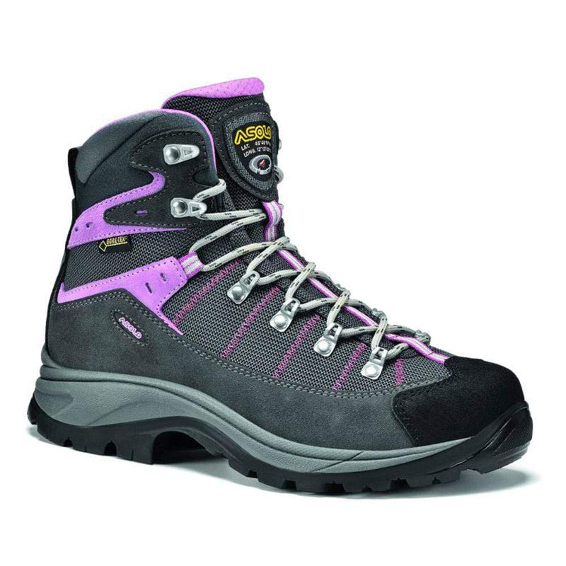 Asolo Other Gear Asolo Revert GV ML Women (UK 8.5 & 9 Only) UK 8.5 / Grey/Gunmetal ASOA23055A639085