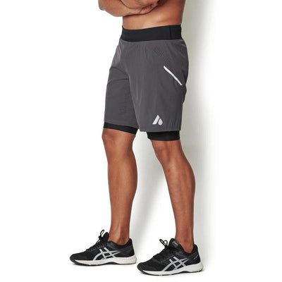 Aussie Grit Other Gear Aussie Grit Icon 2 in 1 Running Short Men