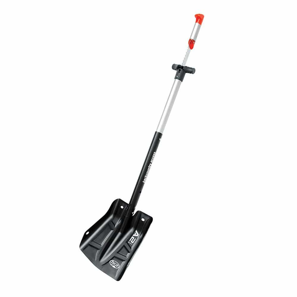 BCA Other Gear BCA A-2 Extendable Shovel with Saw C1316SH67010
