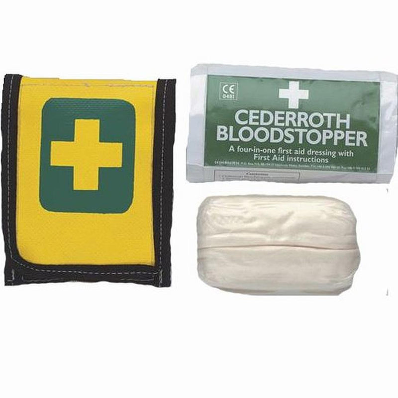 Buckingham Industrial Buckingham Blood Stopper Pouch BUCK-4600DIY