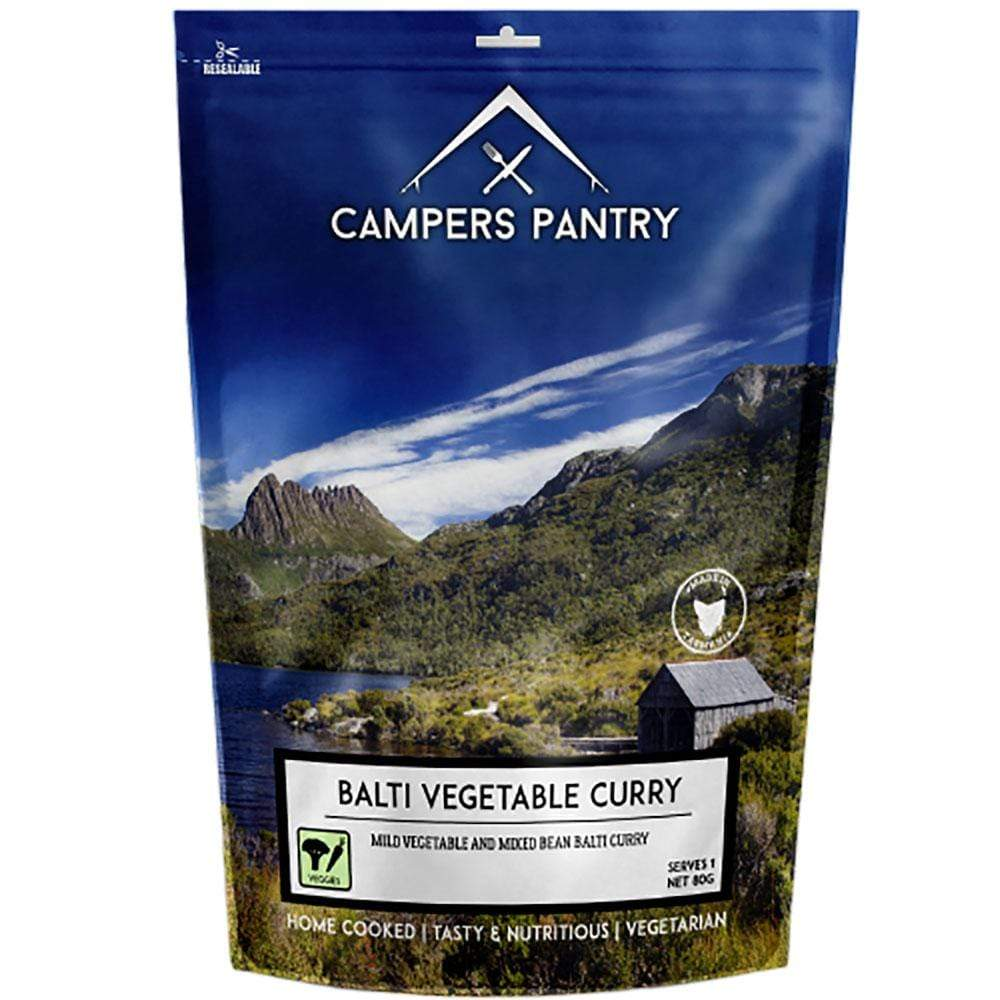 Campers Pantry Other Gear Campers Pantry - Balti Vegetable Curry
